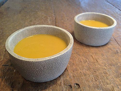 つつとスープ