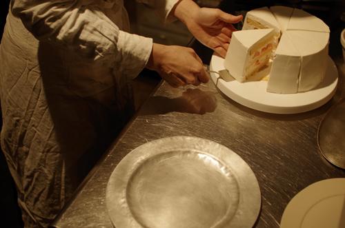 坂野友紀 「ショートケーキ」