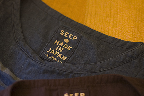 SEEP ● MADE IN JAPAN