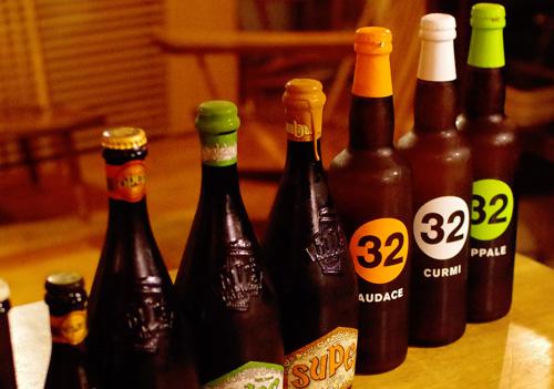 イタリアビール!