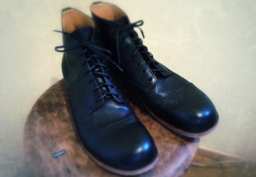 バルタベル ブーツ